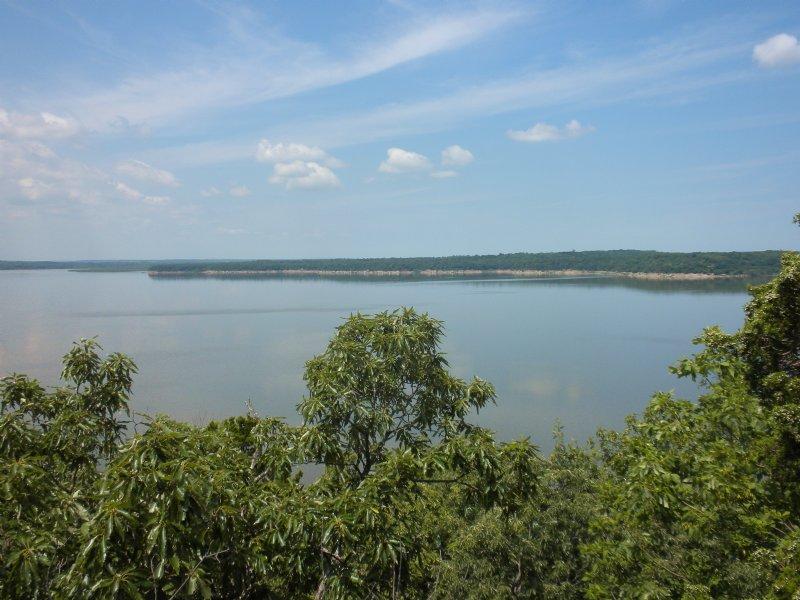 Elk City Reservoir Retreat : Independence : Montgomery County : Kansas