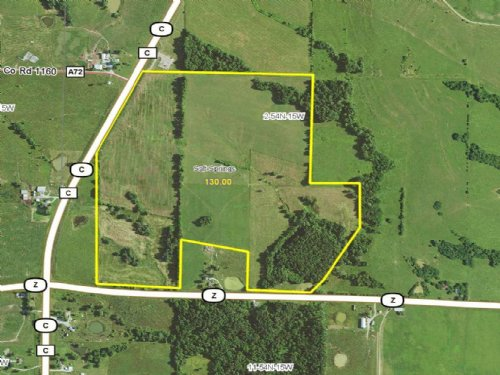 130 Acres : Huntsville : Randolph County : Missouri