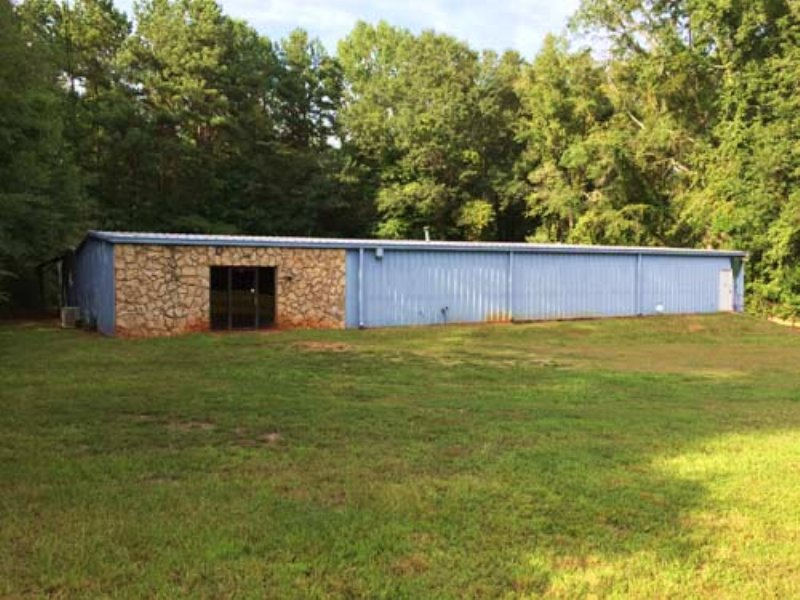 Auction:4+/- Ac. Commercial Land : Snellville : Gwinnett County : Georgia
