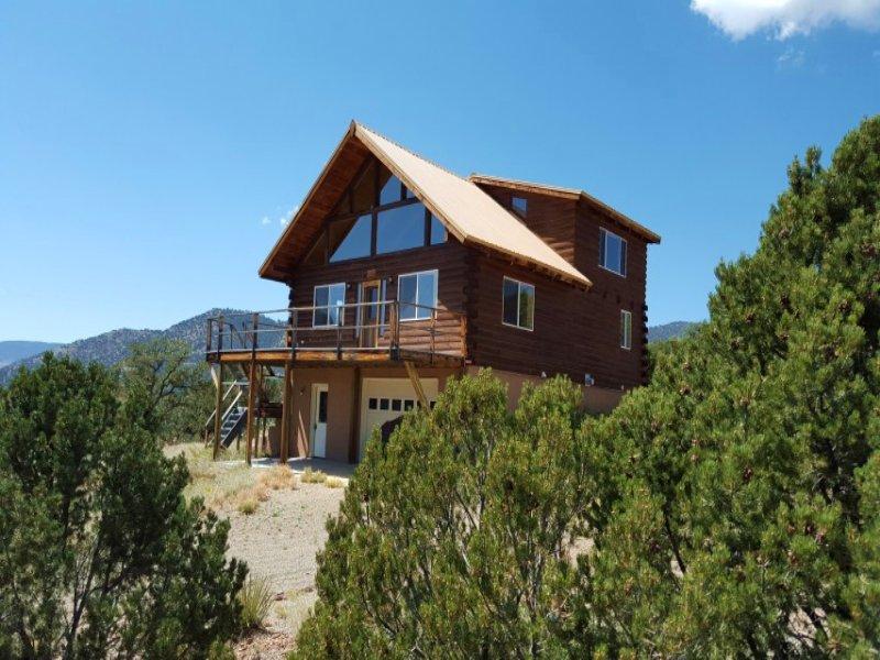 9.92 Acres Horse Farm Land : Villa Grove : Saguache County : Colorado
