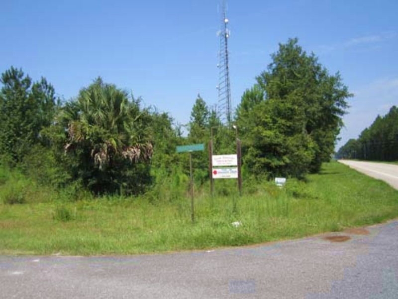 Auction: 6 Industrial Lots : Crawfordville : Wakulla County : Florida
