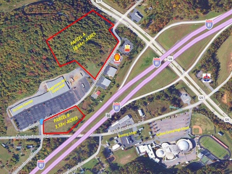 Online Auction Prime Dev. Land : Kingsport : Sullivan County : Tennessee