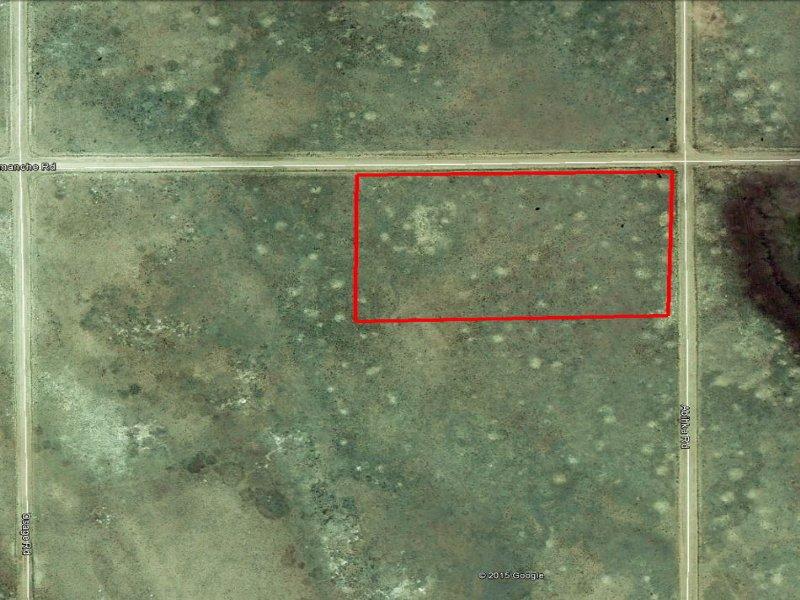 5 Acres Minutes From Hartsel : Hartsel : Park County : Colorado