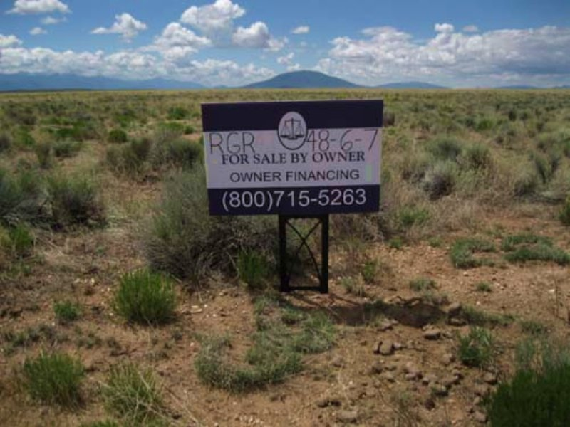 5 Acres - Rio Grande Ranches : San Luis : Costilla County : Colorado