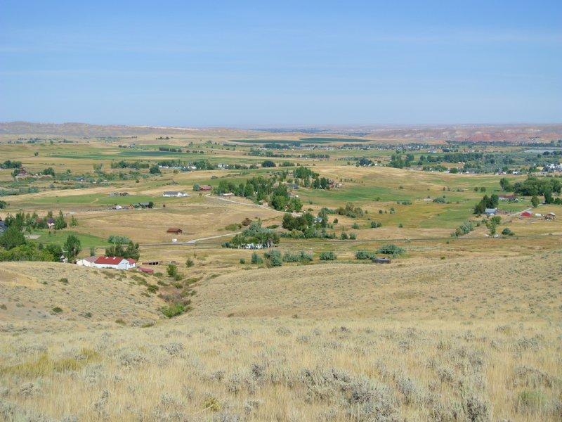 Mt. Arter Estates : Lander : Fremont County : Wyoming