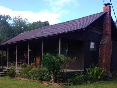 3 Br Home On 6 +/- Ac : Troy : Pike County : Alabama