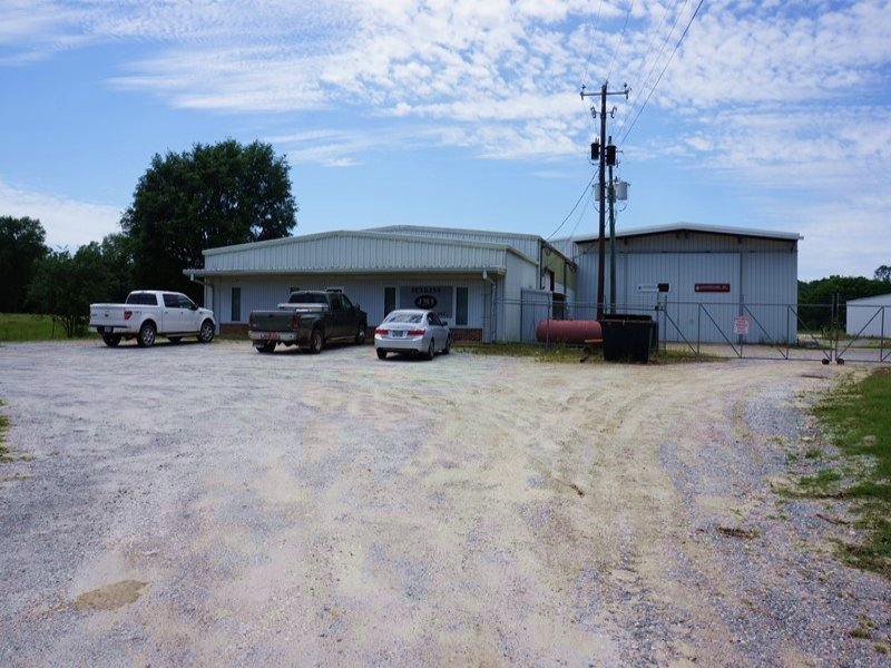 Manufacturing & Commercial Land : Colquitt : Miller County : Georgia