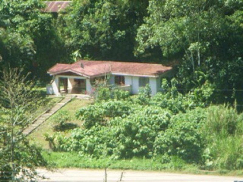 45 Acre Mt. Farm-4 Bdrm 2 B House : Tuis De Turrialba : Costa Rica