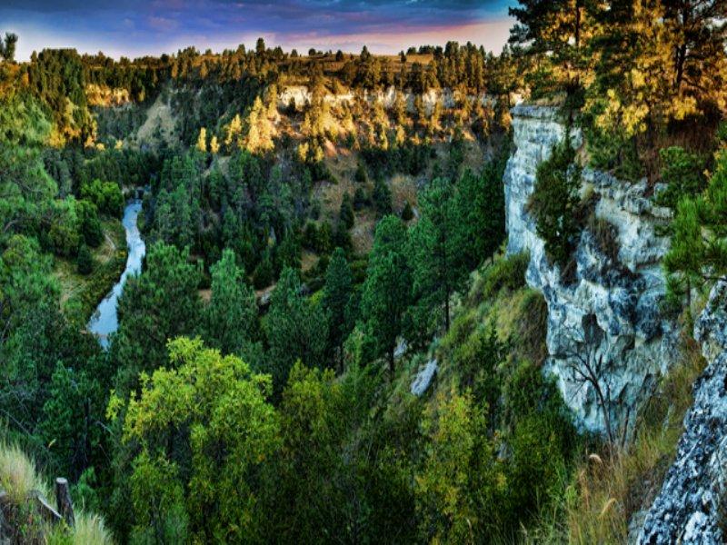 Pines Reserve : Valentine : Cherry County : Nebraska