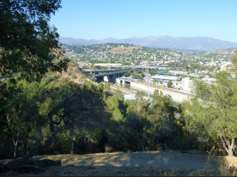 Lot With Spectacular Views : Los Angeles : Los Angeles County : California