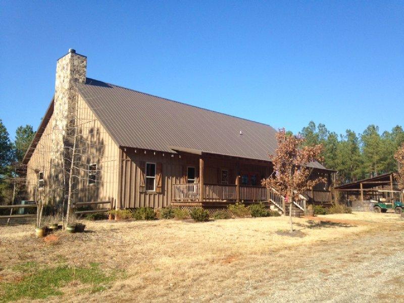 Asa Hall Road Tract : Iva : Anderson County : South Carolina
