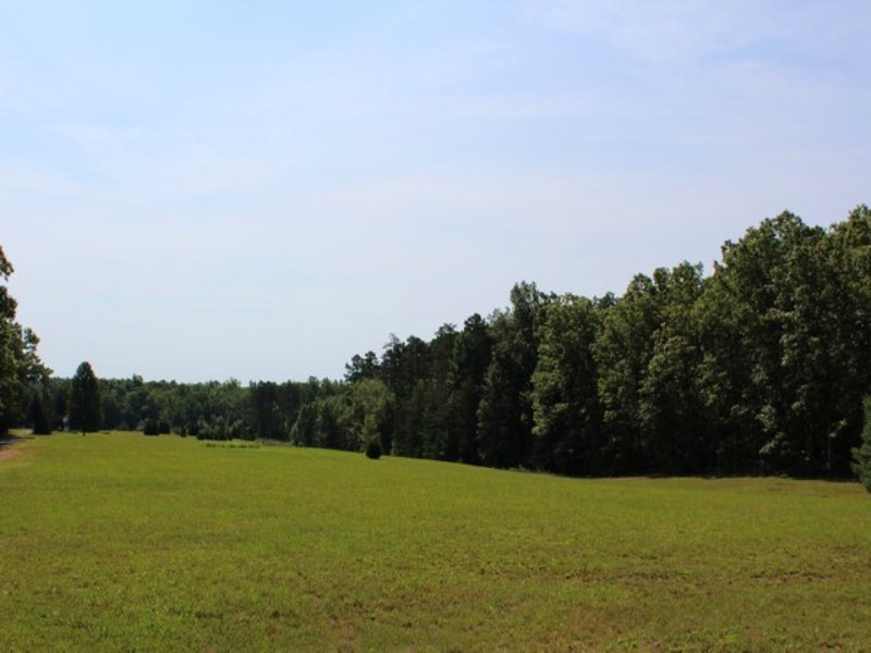 179 Acres  Near Scottsville : Scottsville : Albemarle County : Virginia