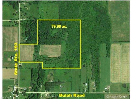Beautiful 80 Acre Hunting Property : Jefferson : Ashtabula County : Ohio