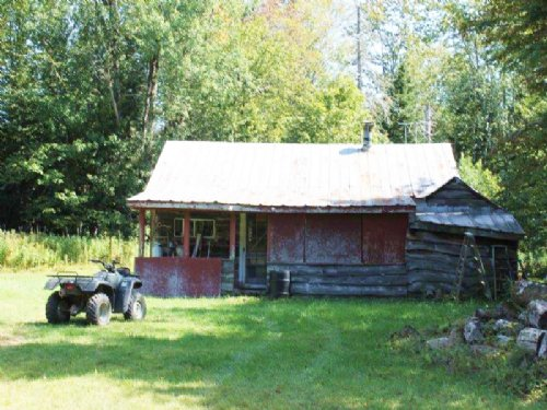254 Acres Hunting Camp Tug Hill : Osceola : Lewis County : New York