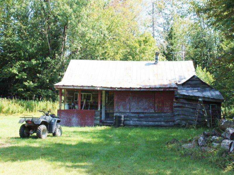 254 Acres Hunting Camp Tug Hill : Osceola : Lewis County : New York