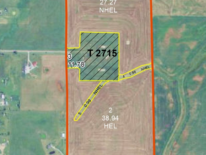 68 Ac South Of Conway Springs Ks : Conway Springs : Sumner County : Kansas
