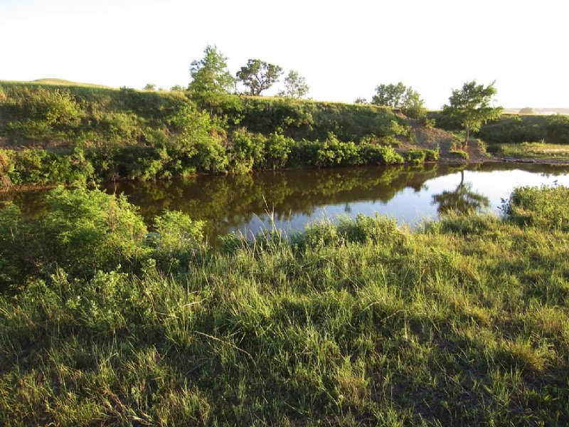 Medicine Creek Land Auction : Blunt : Hughes County : South Dakota