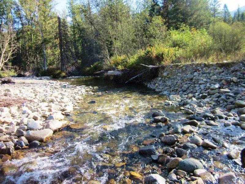 Double Creek Lane : Troy : Lincoln County : Montana