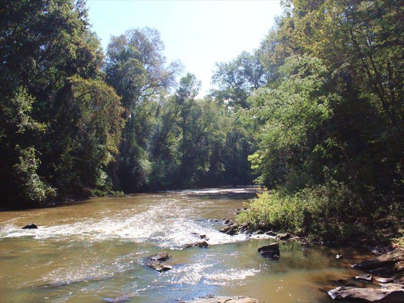 Potato Creek- Georgia's Hidden Gem : Thomaston : Upson County : Georgia