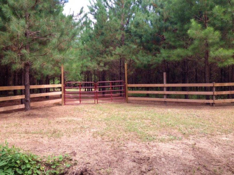 Nevils Retreat : Pembroke : Bulloch County : Georgia