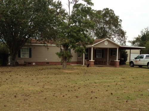 3 Br Mobile Home On 5 Ac : Goshen : Pike County : Alabama