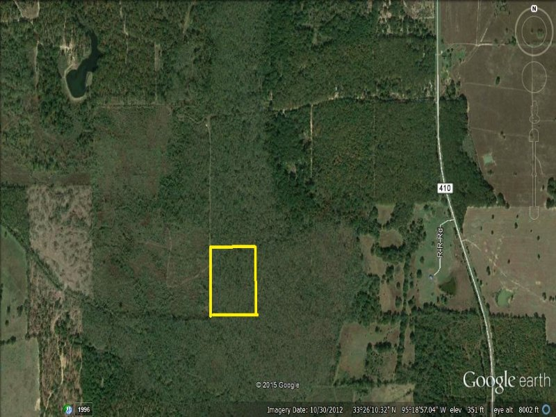 9 Acres (#29471) : Cunningham : Lamar County : Texas