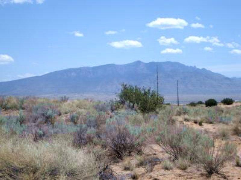 1/2 Acre In Rio Rancho Estates : Rio Rancho : Sandoval County : New Mexico
