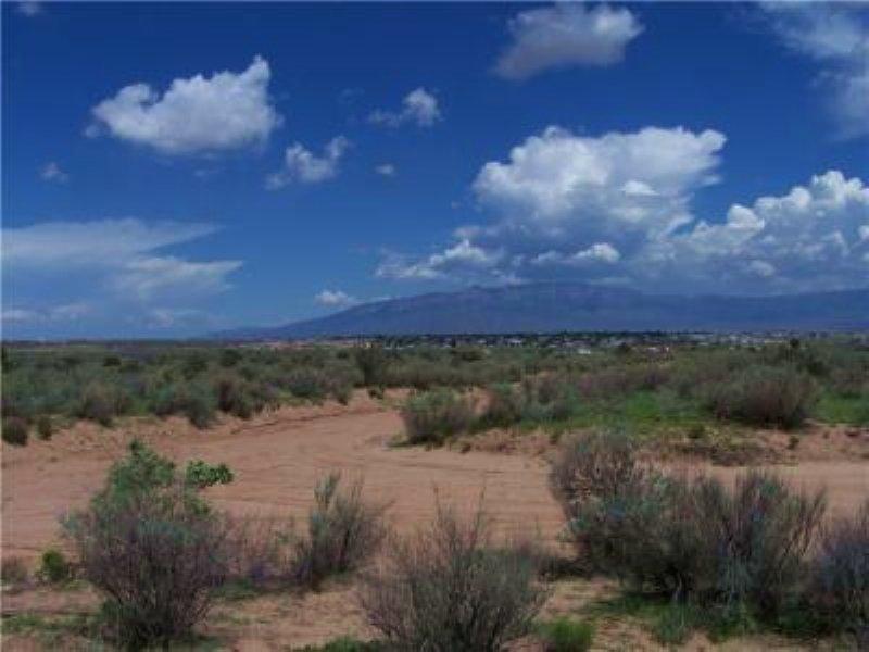 1/2 Acre Lot Rio Rancho Estates : Rio Rancho : Sandoval County : New Mexico
