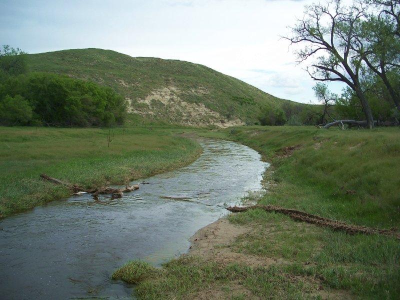 Sheridan County River Ranch : Rushville : Sheridan County : Nebraska