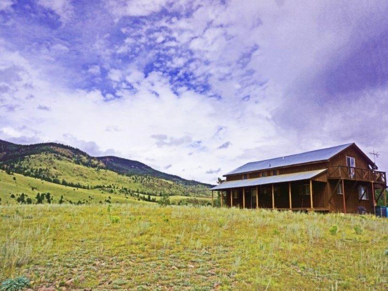4367276 Currently A Hunting Lodge : Saguache : Saguache County : Colorado