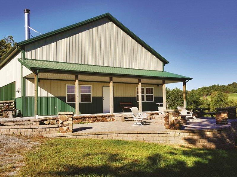 Land Auction : Makanda : Marion County : Illinois