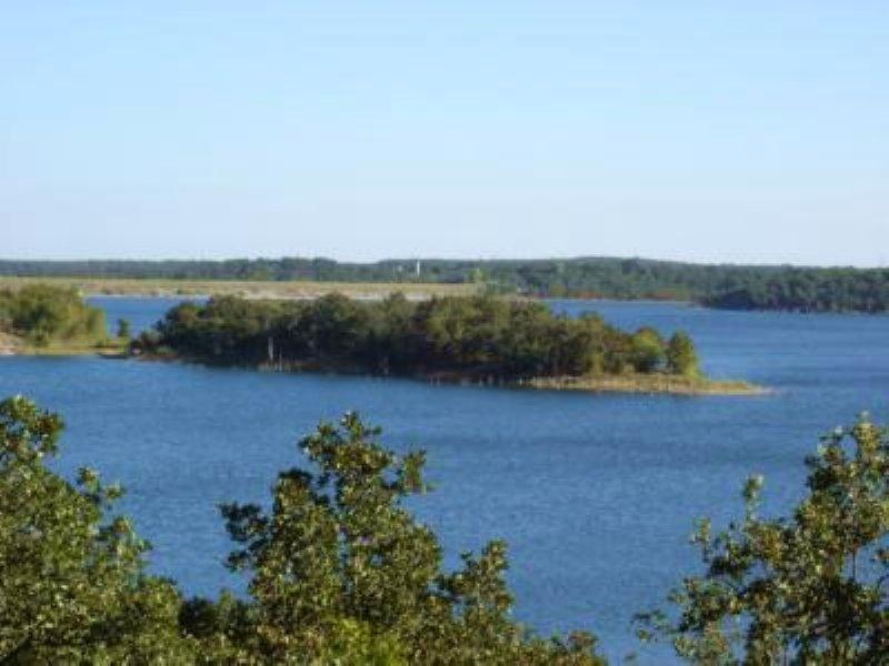 .17 Acre Lot Frontier Shores Sub : Bowie : Montague County : Texas