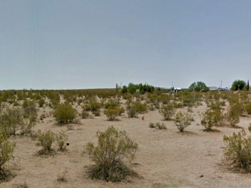 Vacant Lot For Sale With Road Acces : Lancaster : Los Angeles County : California