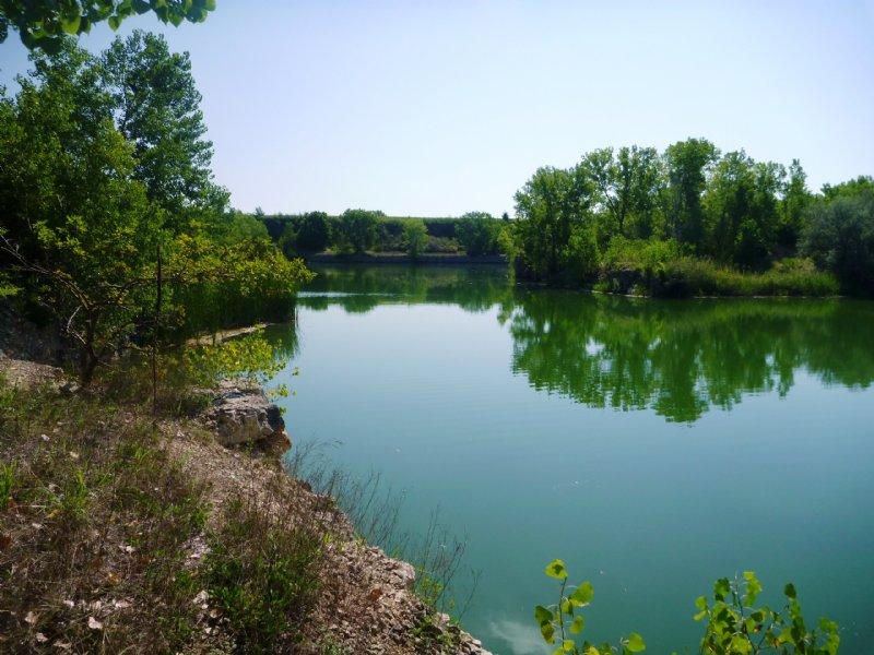 Southeastern Nebraska Quarry : Holmesville : Gage County : Nebraska
