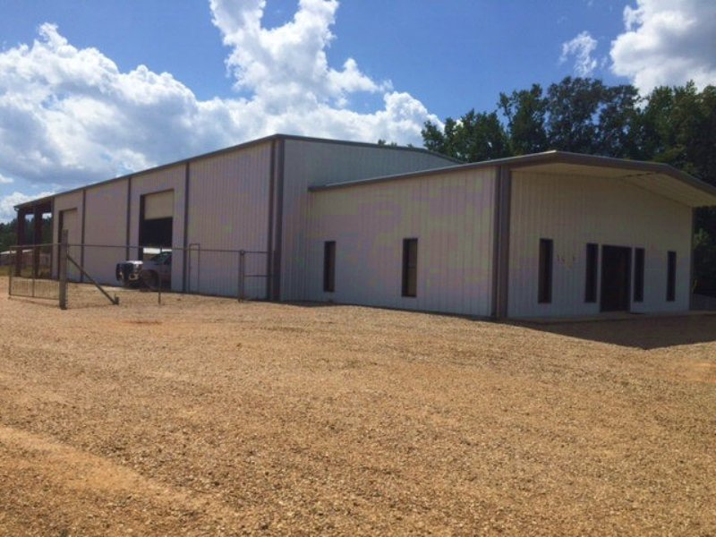 Commercial Building Lease Pike Coun : Summit : Pike County : Mississippi