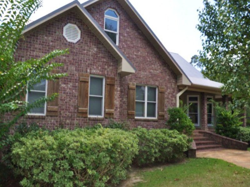 Home For Sale Custom Built And Pool : Summit : Pike County : Mississippi