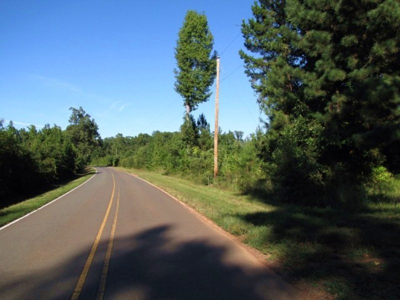 132.00 Acres Hunting Land, Timber : Benton : Bossier Parish : Louisiana