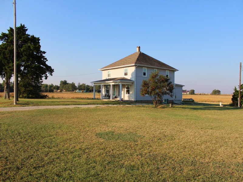 Kansas Country Home For Sale : Haviland : Kiowa County : Kansas