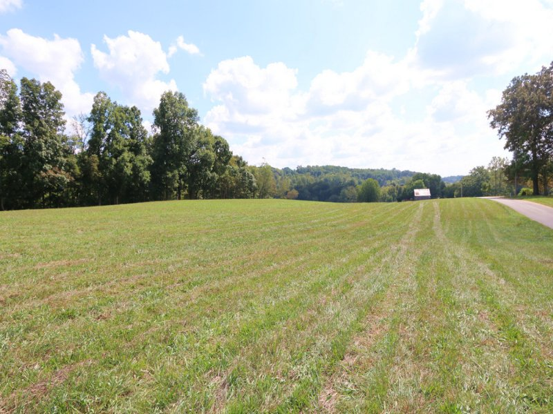 Home, 60 Ac In Tracts, River Front : Cookeville : Putnam County : Tennessee