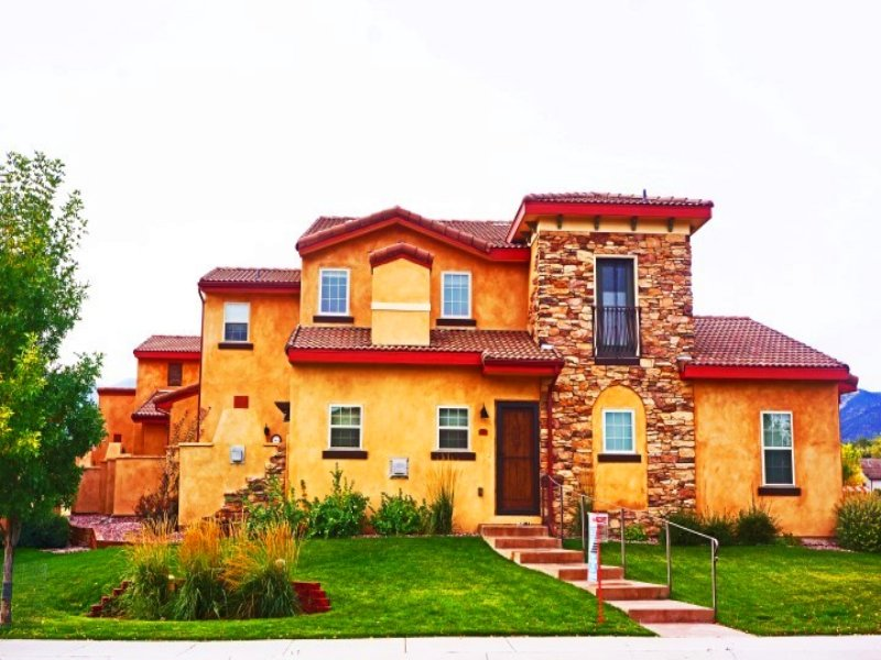 1 Acre Residential Land, Mountain : Salida : Chaffee County : Colorado