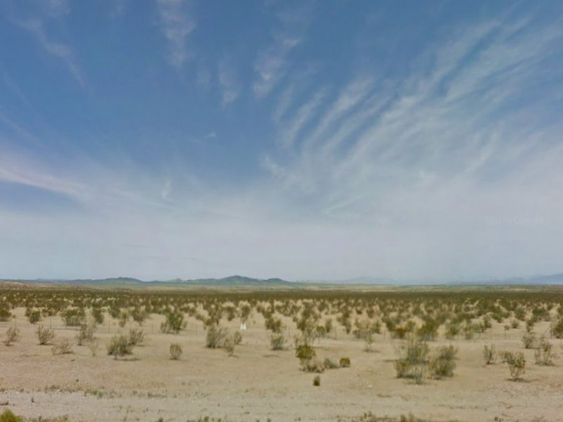 5 Acre Lot For Sale Near Barstow : Barstow : San Bernardino County : California