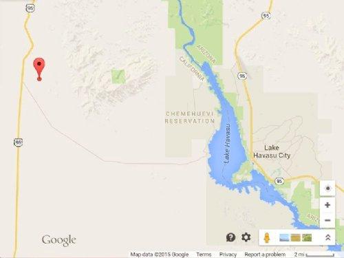 10 Acre Residential Lot For Sale : Needles : San Bernardino County : California