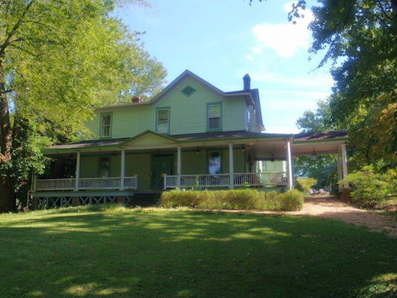 Greenock- Former B&b, Historic Home : Orange : Orange County : Virginia