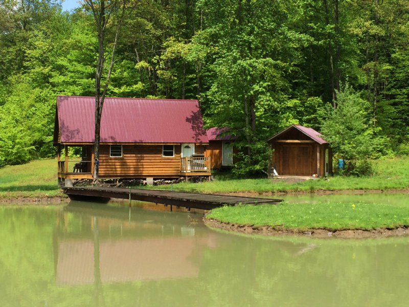 Sportsman's Cabin With Amenities : Plainfield : Otsego County : New York