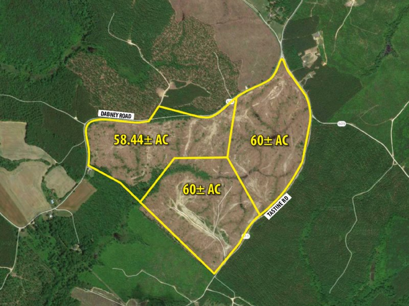 Accelerated Sale: 178.5 Acres : Little Plymouth : King and Queen County : Virginia