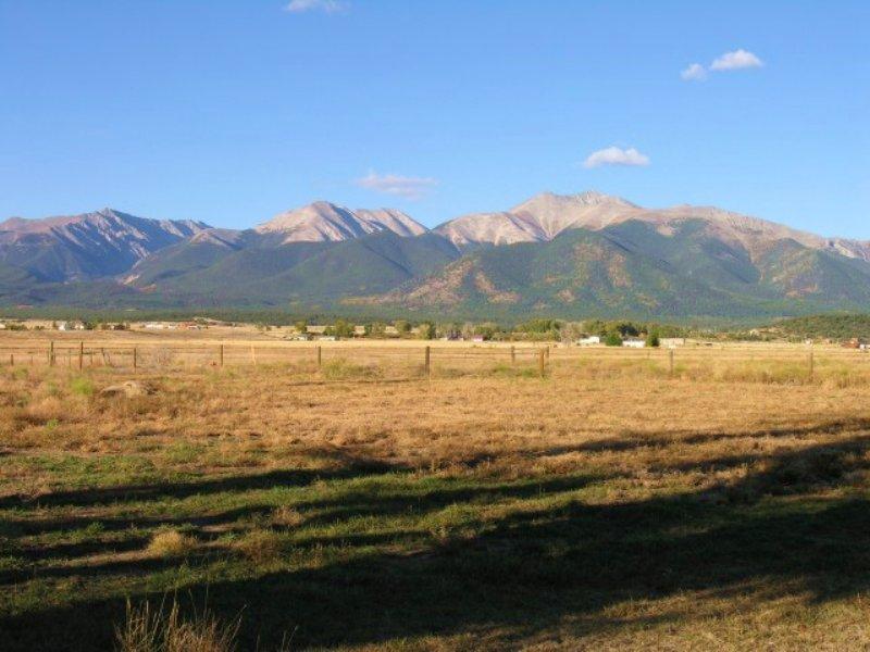9.35 Acres Horse Farm Land : Nathrop : Chaffee County : Colorado