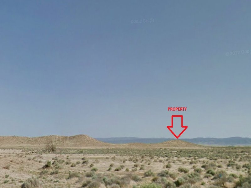 1.58 Acres Of Vacant Land 4 Sale : Lancaster : Los Angeles County : California