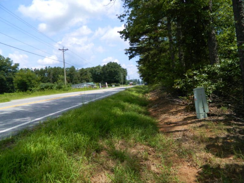 16.75 Acres - Commercial Potential : Gainesville : Hall County : Georgia