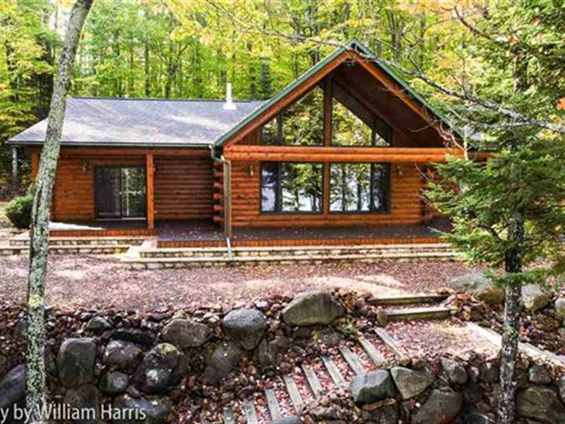 705 Holli Blue Rd, Mls 1099007 : Michigamme : Marquette County : Michigan