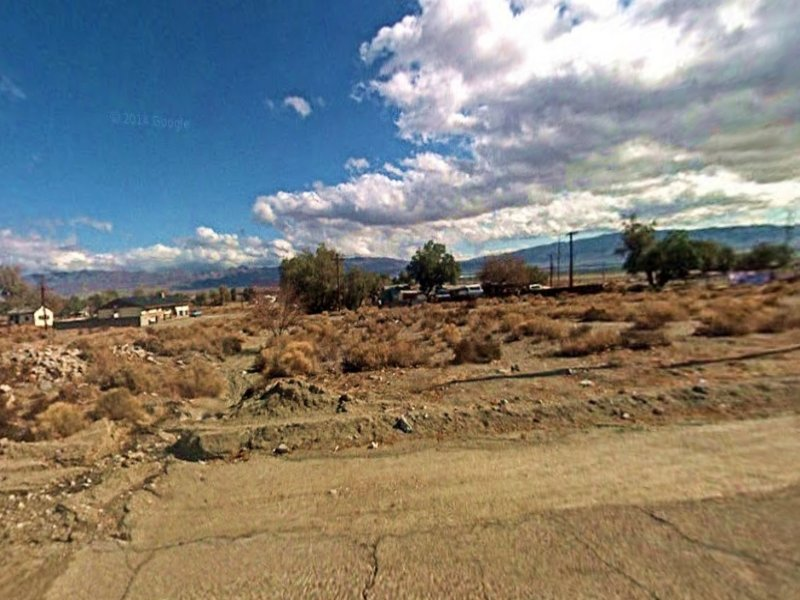Lot4 Sale With Road Access In Trona : Trona : San Bernardino County : California